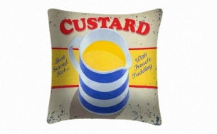 Custard with Lotte Duncan
